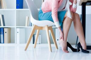 Arthrose de la cheville et acide hyaluronique
