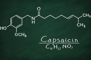 Etude scientifique effets de la capsaïcine sur l'arthrose