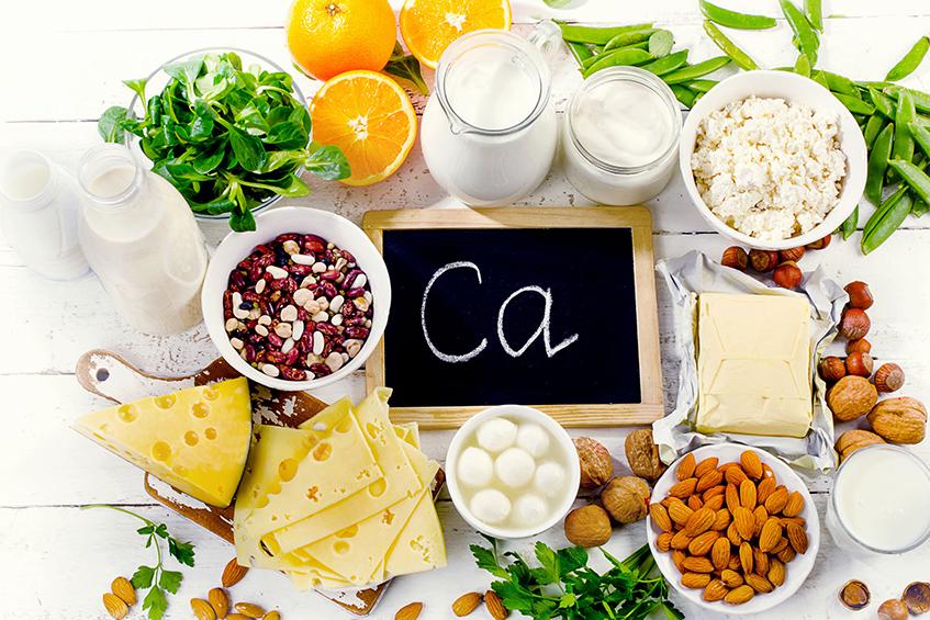 Ostéoporose les clés d'une bonne alimentation