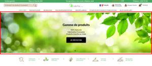 Bandeau actualité home page