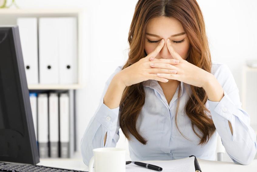 Stress les symptomes