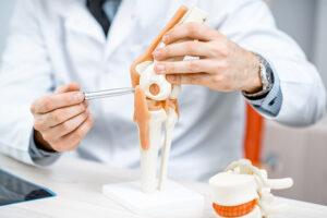 Définition de la tendinite rotulienne