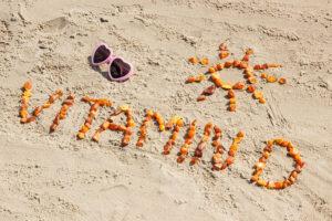 Vitamine D et soleil : une bonne santé des os