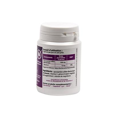 Arthrofon complément alimentaire à base de glucosamine et de vitamine C