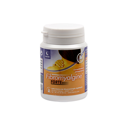 Fibromaylgine forte formule du soir pour un sommeil réparateur et apaisé