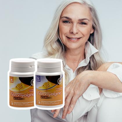 Labrha Fibromyalgine forte - Phytothérapie pour améliorer la qualité de vie des personnes souffrant de fibromyalgie