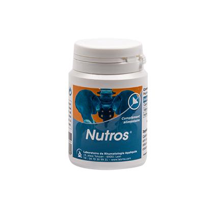 Nutros complément alimentaire riche en vitamine d et en calcium
